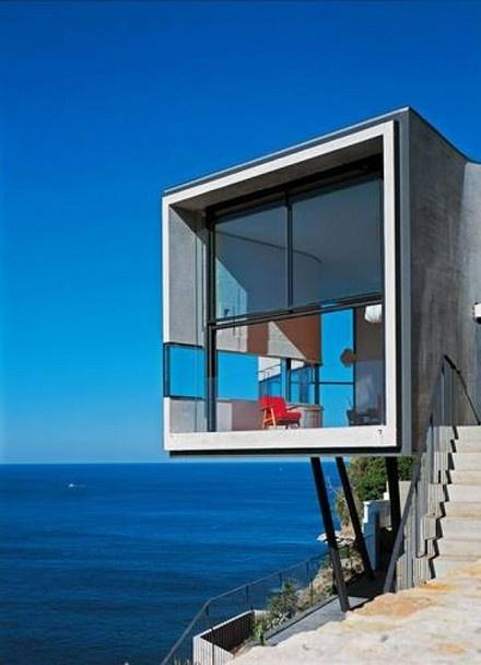 Cliff Beach House
