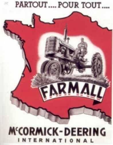Tracteurs McCormick