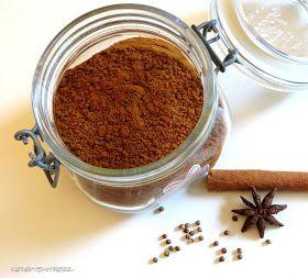 Rezepte mit Herz ♥: Sweet Dreams - Gewürzmischung für Süßspeisen