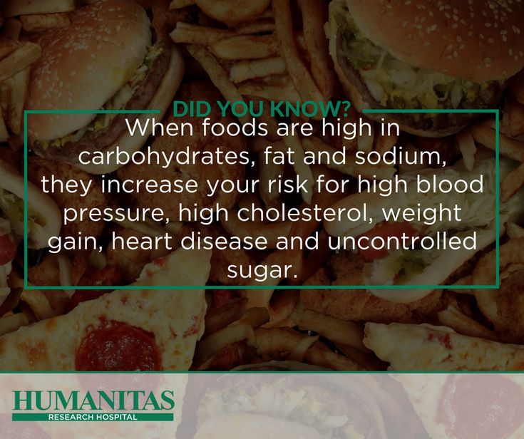 Some very bad choices in terms of eating are sweetened drinks, hot dogs, speciality coffee drinks, pizzas, burgers, sweetened cereals and anything fried. They lead to high cholesterol, weight gain and diabetes.
