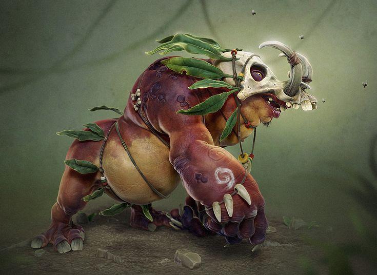 Borislav KechashkiBorislav Kechashki, 3D Character, Digital Art, Home Art, 3D Art, Red Dogs, Character Design, Animal Illustration, Cartoons Character