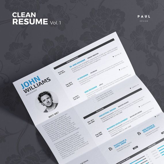 The 25+ best Cv creator free ideas on Pinterest Free logo - infographic resume templates