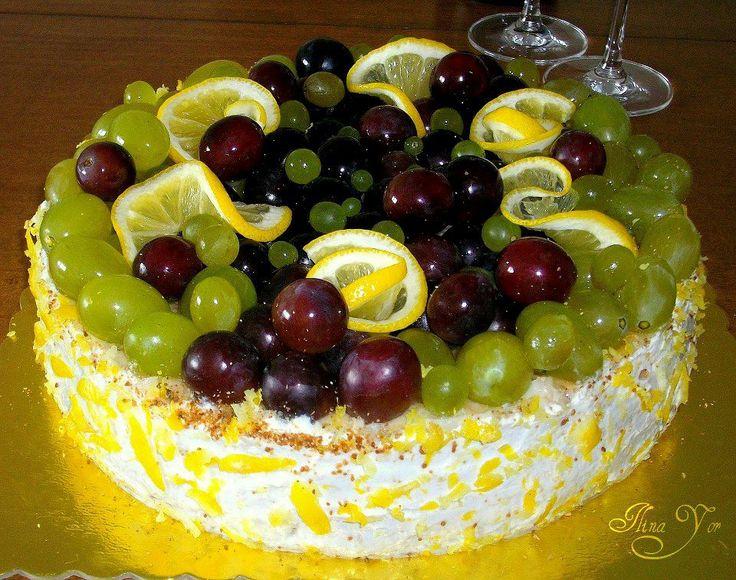 A maneira como um bolo é apresentado faz toda a diferença ...
