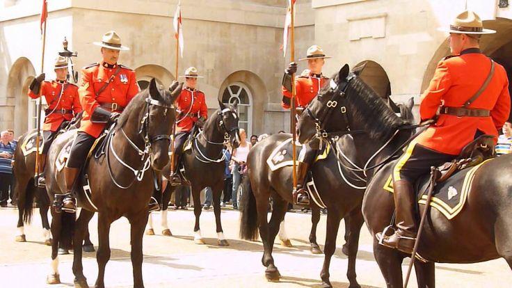 Royal Canadian Mounted Police-Gendarmerie royale du Canada