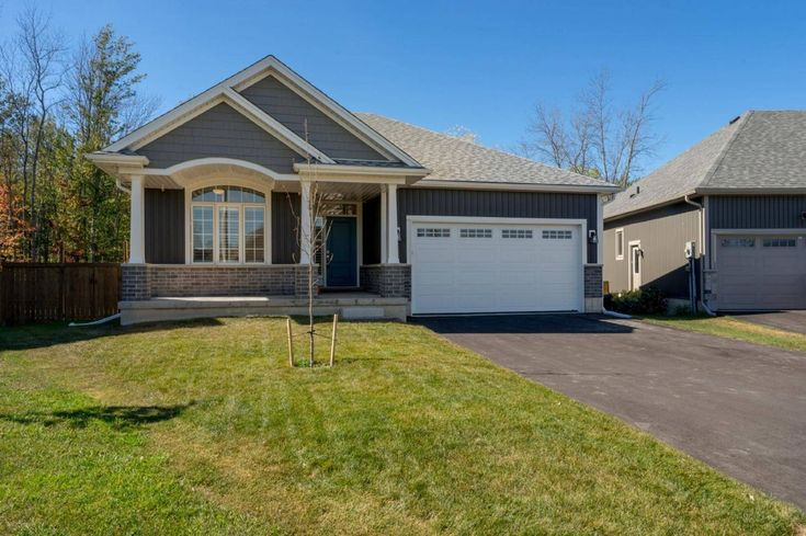 New smalltown Ontario bungalow outperforms aging homes
