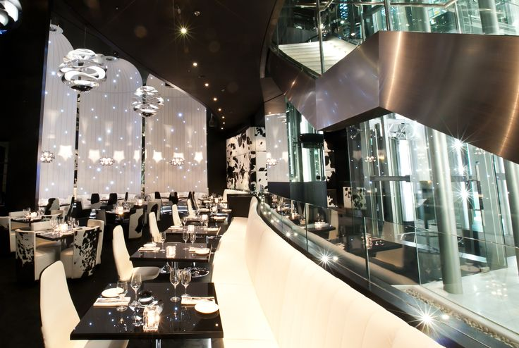 The exquisite dining experience and decor of Gaucho in Dubai