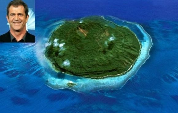 Súkromné ostrovy Mel Gibson – Fidži (ostrov Mago)