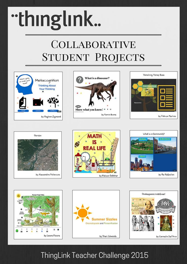9 Interactive Collaborative Projects to Explore & Reuse | Cool Tools for 21st Century Learners
