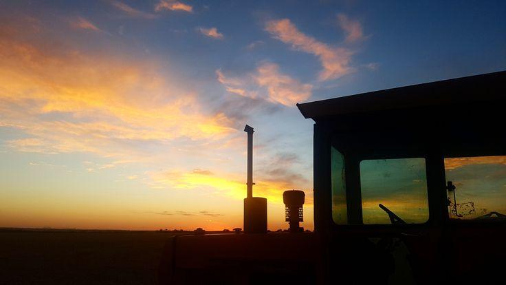 Chamberlain sunset in Jerramungup Shire, Western Australia's great southern