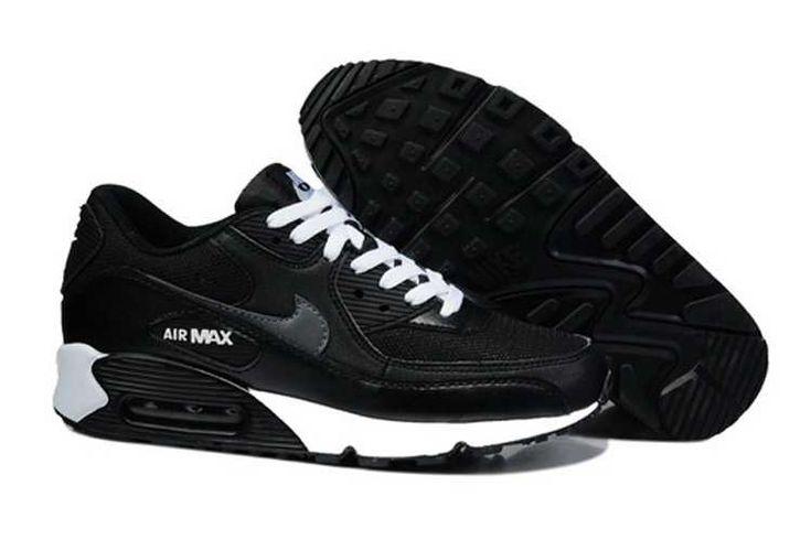 https://www.sportskorbilligt.se/  1767 : Nike Air Max 90 Dam Svart Mörk Grå SE478371YkyRQwPdd