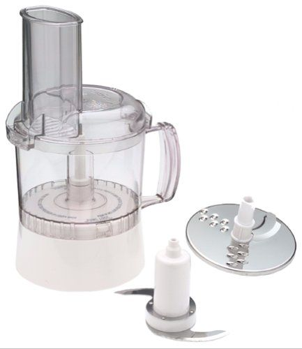 Special Offers - Cuisinart AFP-7 3-Cup Food Processor Duet Attachment White - In stock & Free Shipping. You can save more money! Check It (May 05 2016 at 12:21AM) >> http://coffeemachineusa.net/cuisinart-afp-7-3-cup-food-processor-duet-attachment-white/