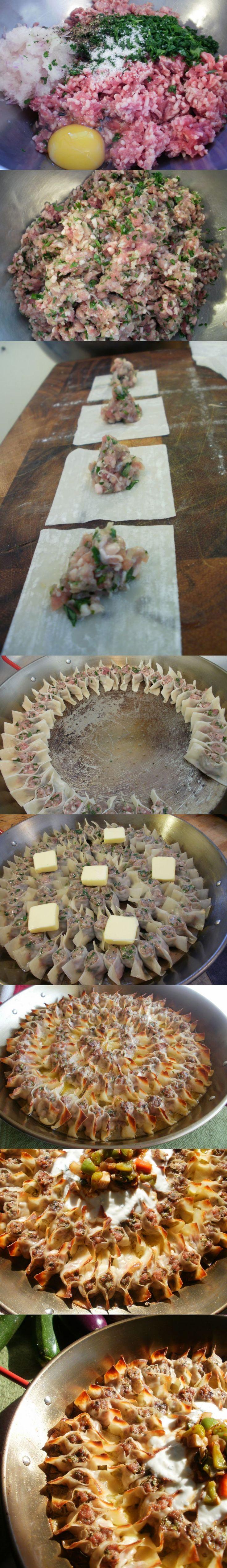 Manti - The Ottoman Empire's precious dumpling