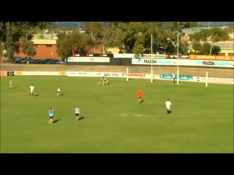 Highlights from Day 1 of the 2012 U18s Youth Girls National Championships from Adelaide.  Victoria vs South Australia    #changethegame