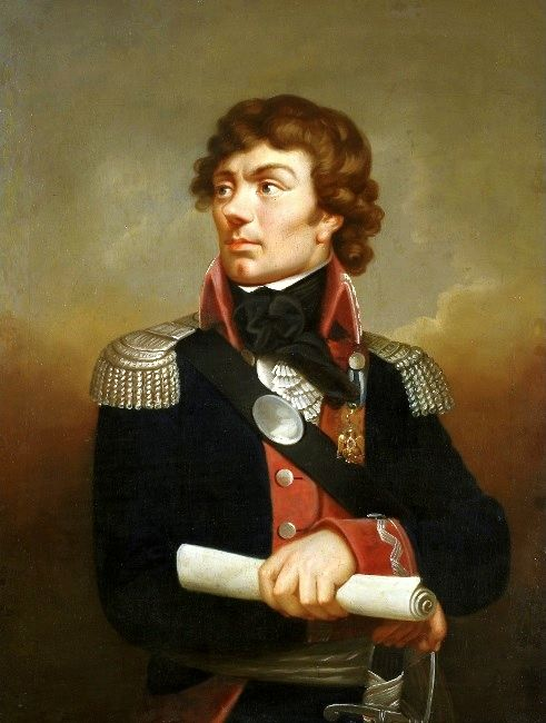 Tadeusz Kościuszko, the hero of both Polish and American wars of independence spoke Polish and identified with the Polish culture