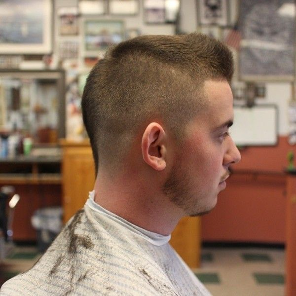 Wonderful Fade Mohawk