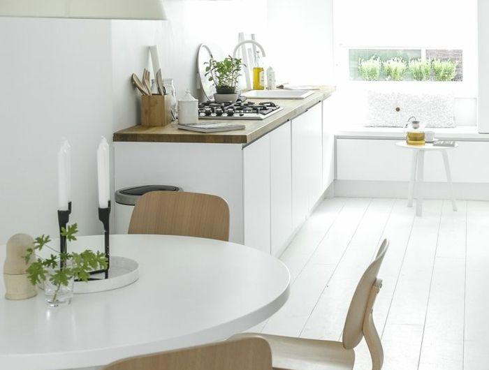 Les 25 meilleures id es de la cat gorie petite cuisine ouverte sur pinterest cuisine salle - En ingerichte keuken americaine ...
