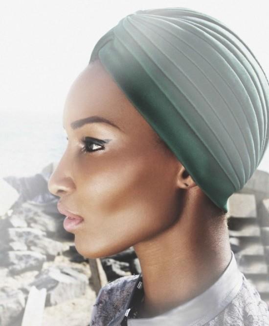 83 best Turban style hijabs images on Pinterest | Hijab ...