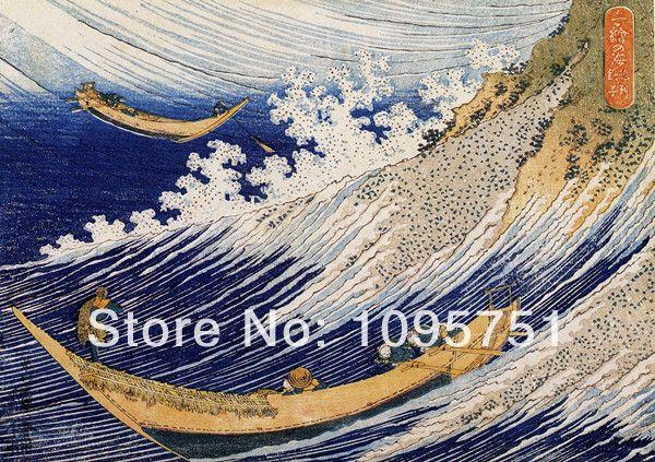 Рукоделие ремесла полный вышивка хлопчатобумажных нитей DIY DMC счетный крест Kit картина маслом 14 СТ океанские волны