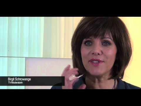 Adonia Europe Blogger Event mit Birgit Schrowange - YouTube