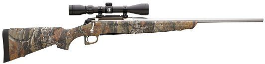 Remington 270 Winchester w/22 Stainless Barrel/Realtree Stock & 3-9x40mm S The Model 770 is the perfect choice for any hunter looking to fast forward through the process of selecting a scope