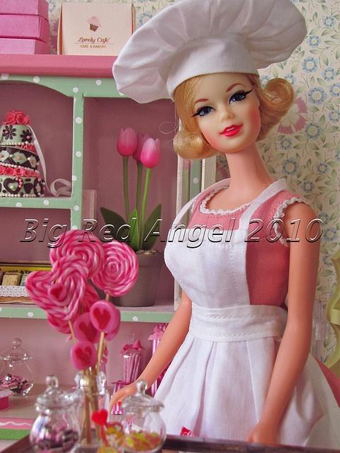Valentine's Day - Vintage Barbie