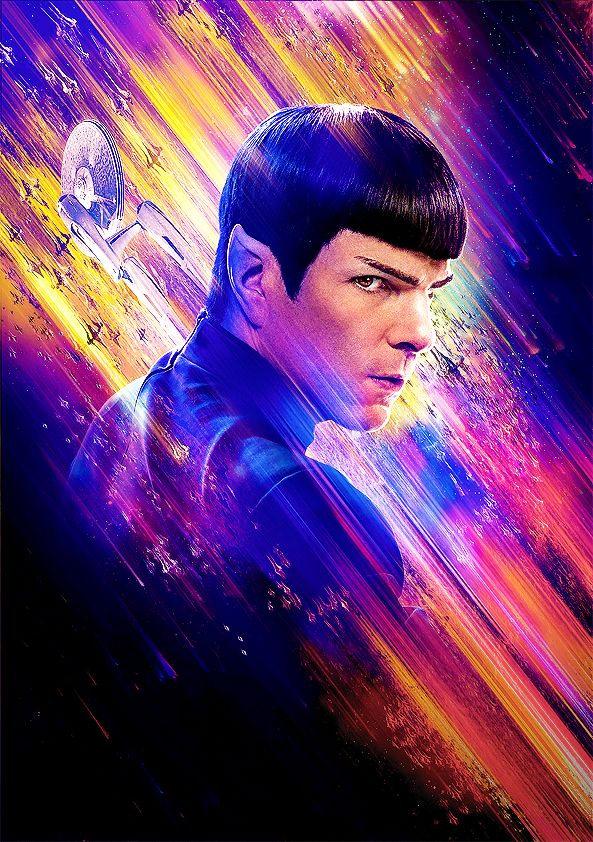 Spock - Star Trek Beyond