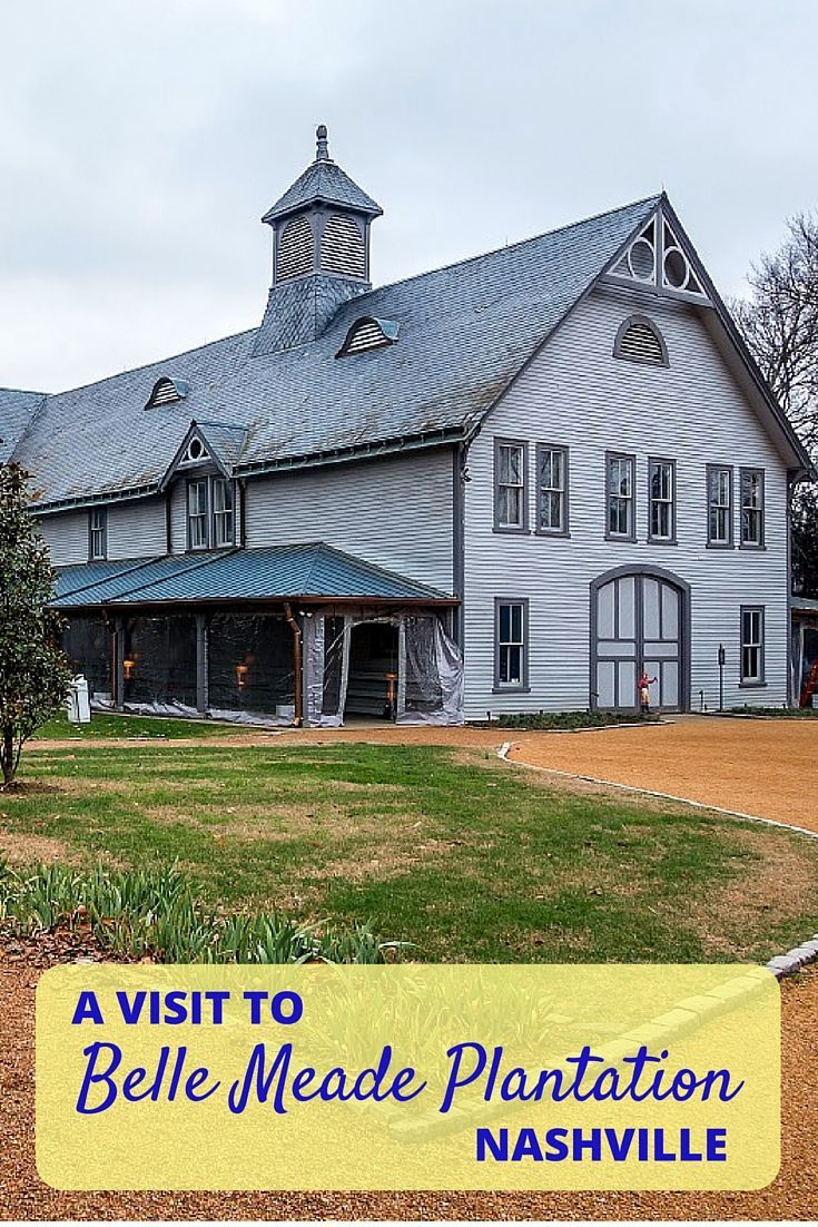 A tour of Belle Meade plantation in Nashville, Tennessee, tells the story of the people who helped a modest plot of land become the largest thoroughbred horse farm in the country.