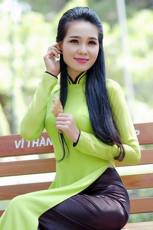 Pin On Vietnamese Ladies