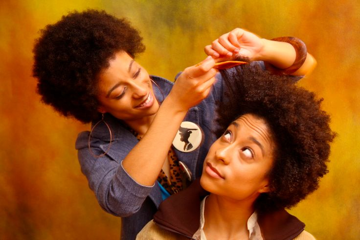 Regarding the Afro as Art