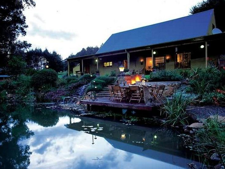 Stonecutters Lodge - Dullstroom, South Africa