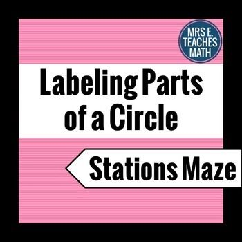 Stations mazes are great because they get students up and moving around the room. They also encourage students to check their work carefully since an incorrect answer will eventually send them back to a problem they have already solved. Successfully completing the maze requires students to slow down and check their work.There are 12 stations. 5-6 $