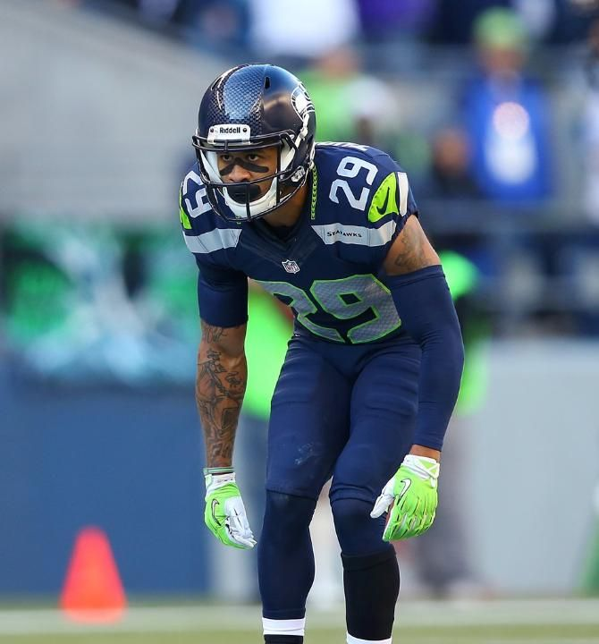 Earl Thomas:  eyes of an elite safety. I knew he was gonna be amazing when he was at Texas