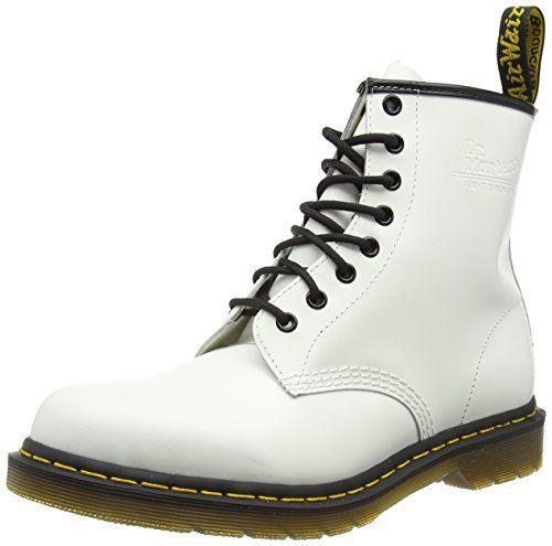 white Dr Blanc Bottes Martens 1460 Adulte Mixte Classiques 41 awnHq6p0wz