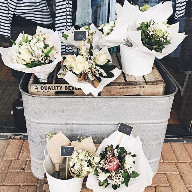 """Guest Instagrammer @cassielaura: """"No matter the occasion, I can always find that special something for those special people in my life at @shopgirlflowergirl."""" #visitcanberra #localscan"""