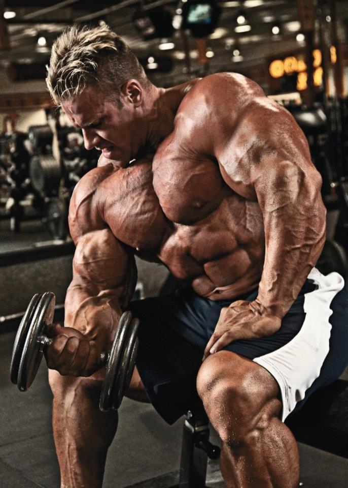 #Jay_Cutler... #bodybuilding champion http://bodybuildingtrainingsplan.net/category/prominente/