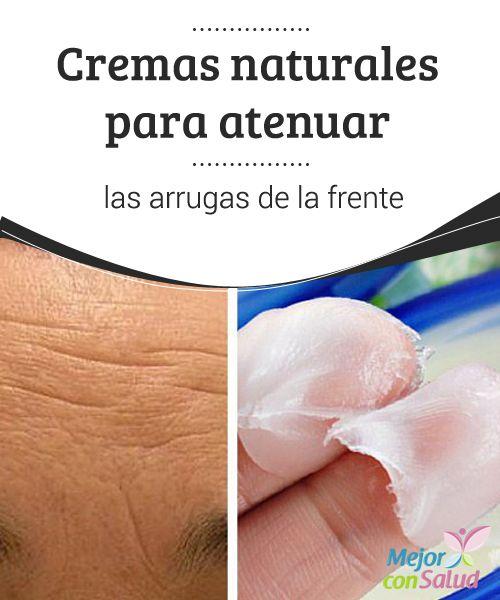 Cremas naturales para #Atenuar las arrugas de la frente   Las #Arrugas de la frente es uno de los primeros signos del envejecimiento. Te compartimos las mejores cremas naturales para atenuarlas sin invertir de más. #Belleza