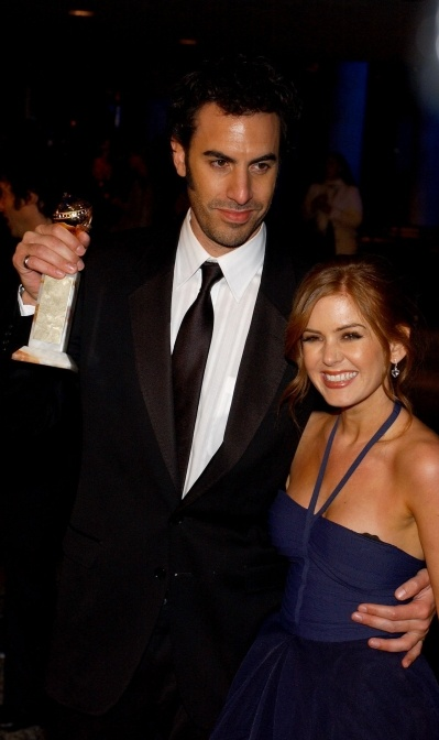 Sasha Cohen Boyfriend 8 best Isla Fisher &am...