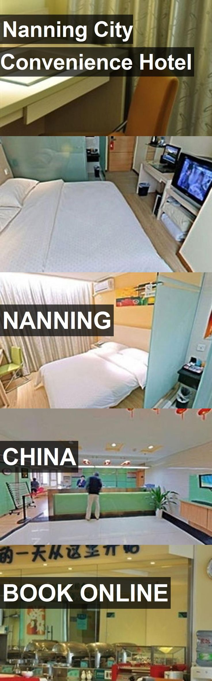 Hotel Nanning City Convenience Hotel in Nanning, China. For more information, photos, reviews and best prices please follow the link. #China #Nanning #NanningCityConvenienceHotel #hotel #travel #vacation