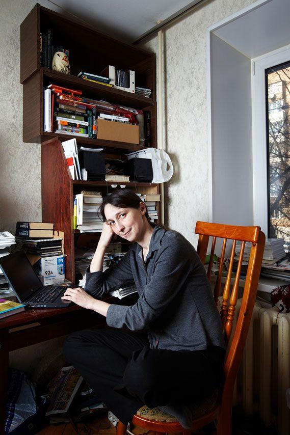 Психологи большого города. Мария Фаликман