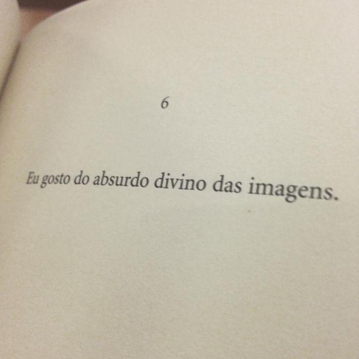 E como alguém como eu não gostar das imagens?  (Manoel de Barros na Livraria Cultura