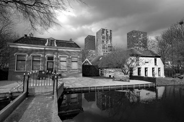 Oud en nieuw bij elkaar in Zoetermeer