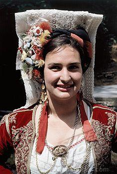 Greece: Γαμήλια φορεσιά Κέρκυρας