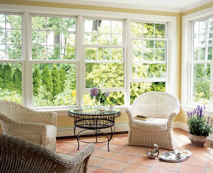 Plan the Perfect Sunroom Addition  Follow these principles and you can get the triple benefits of a cozy living space, free solar heat and a super greenhouse for plants!
