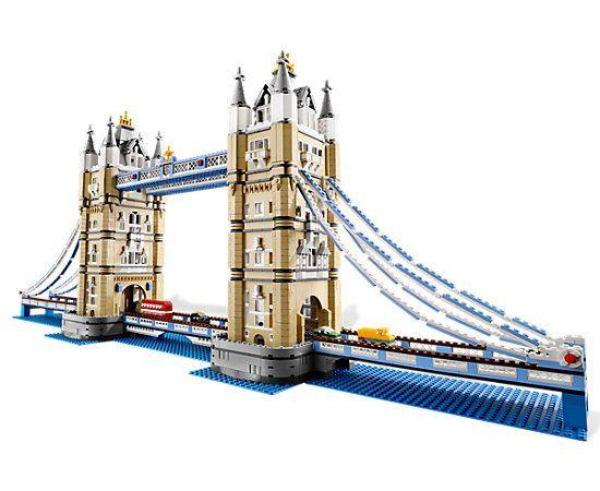 Tower Bridge | LEGO Shop