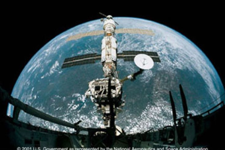 Space Station 3-D Movie | top images