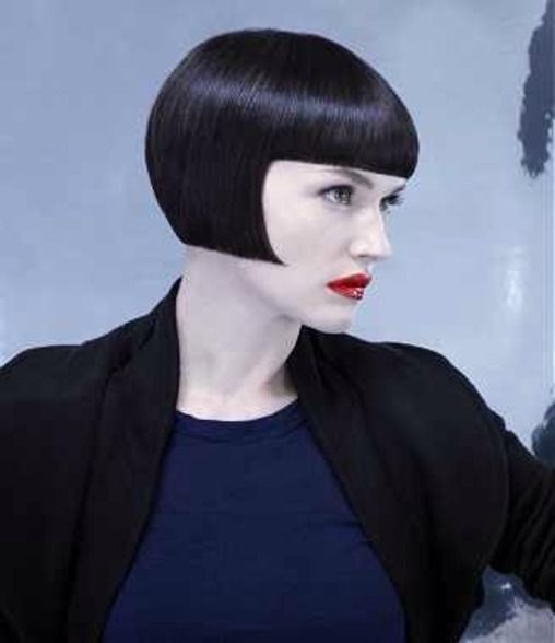 cruel gothic hair