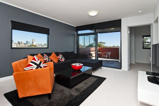 41/378 Beaufort Street, Perth. Situated in a contemporary, brand new, designer Perth apartment building, this bright and spacious suite offers a large contemporary open plan living and dining area, with quality finishes throughout.
