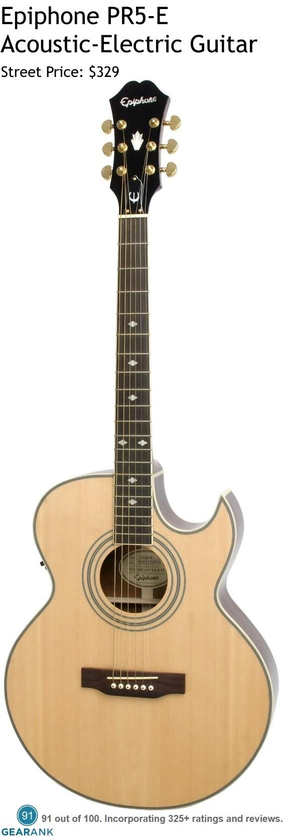 Dovetail template printable guitar - Epiphone Pr5 E Acoustic Electric Guitar It Has A Select Spruce Top With