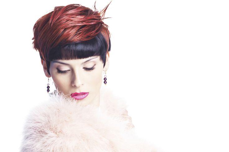 Lancio moda FW 2014-15 Avant art Art direction | wi.iu' upset® Ph | Gennaro Navarra Graphic | Paola Landolfi Video | Adriano Esposito Hair stylists | Avant art Make up | Raffaella Greco Dress | Backstage Valeria Barulli