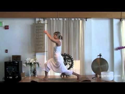 kundalini yoga teacher maya fiennes' nervous system